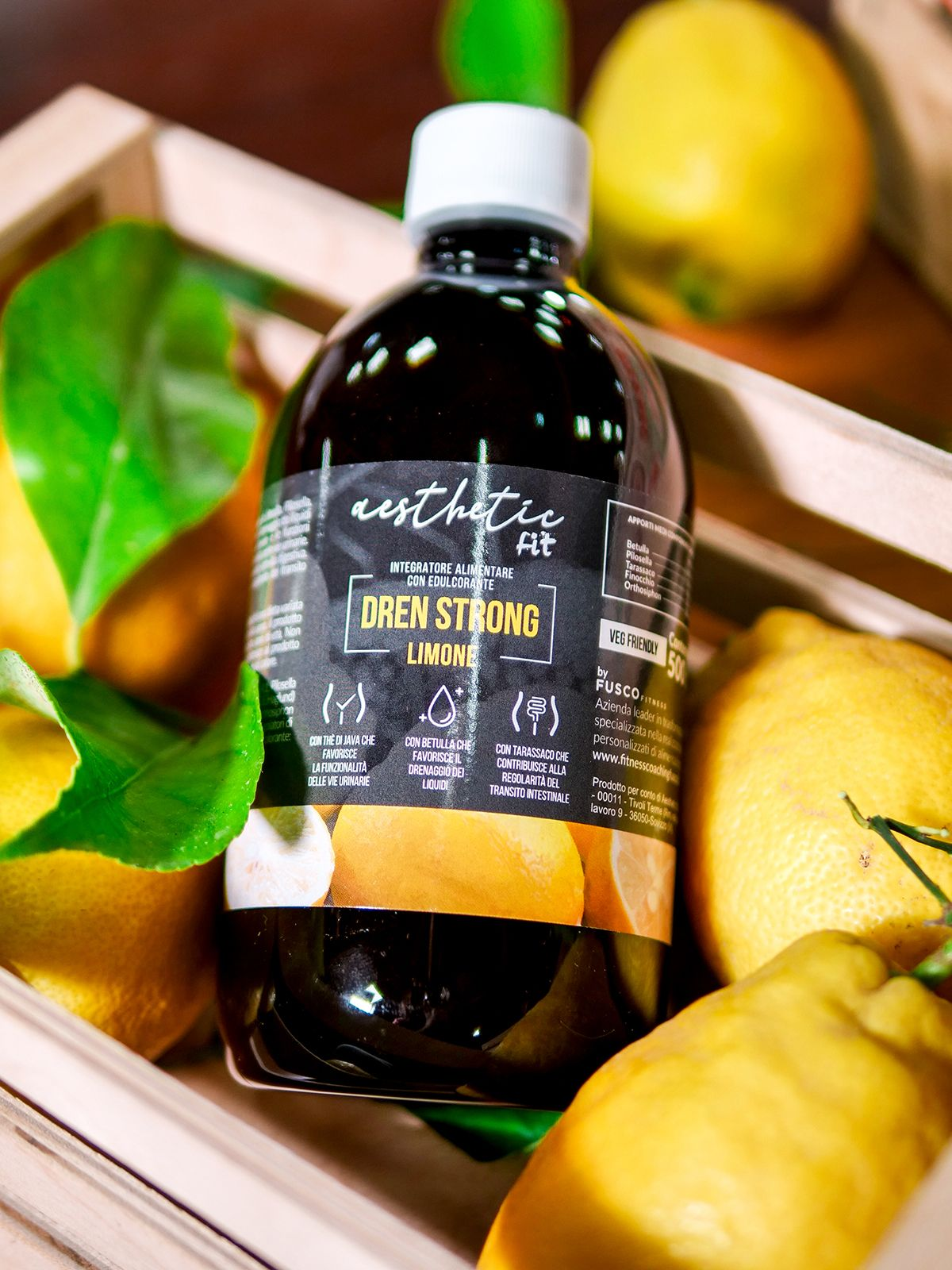 Dren Strong Limone